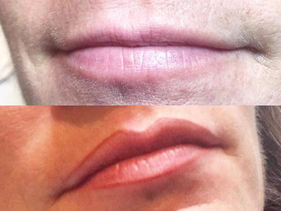 semi-lips